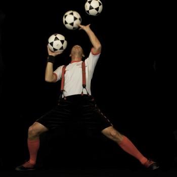 Jonglage 3 balls